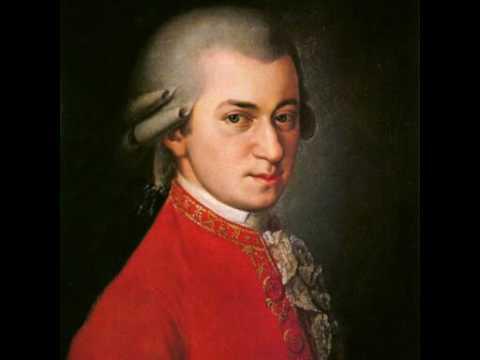 Mozart - Symphony No. 40 In G Minor, K. 550 - I. Molto Allegro