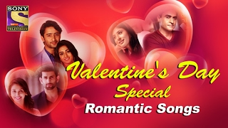 ♥VALENTINE'S DAY SPECIAL♥ Most Romantic Hindi Title Songs - SET India