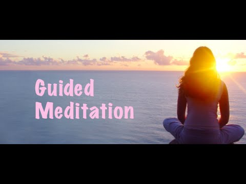 Lesson 19b ~ GUIDED MEDITATION: Guru meditation ~ Beginners Meditation Course
