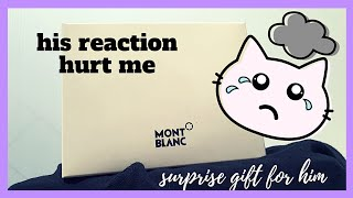 VLOG 15 SURPRISING MY HUSBAND WITH A GIFT | I didn't expect his reaction