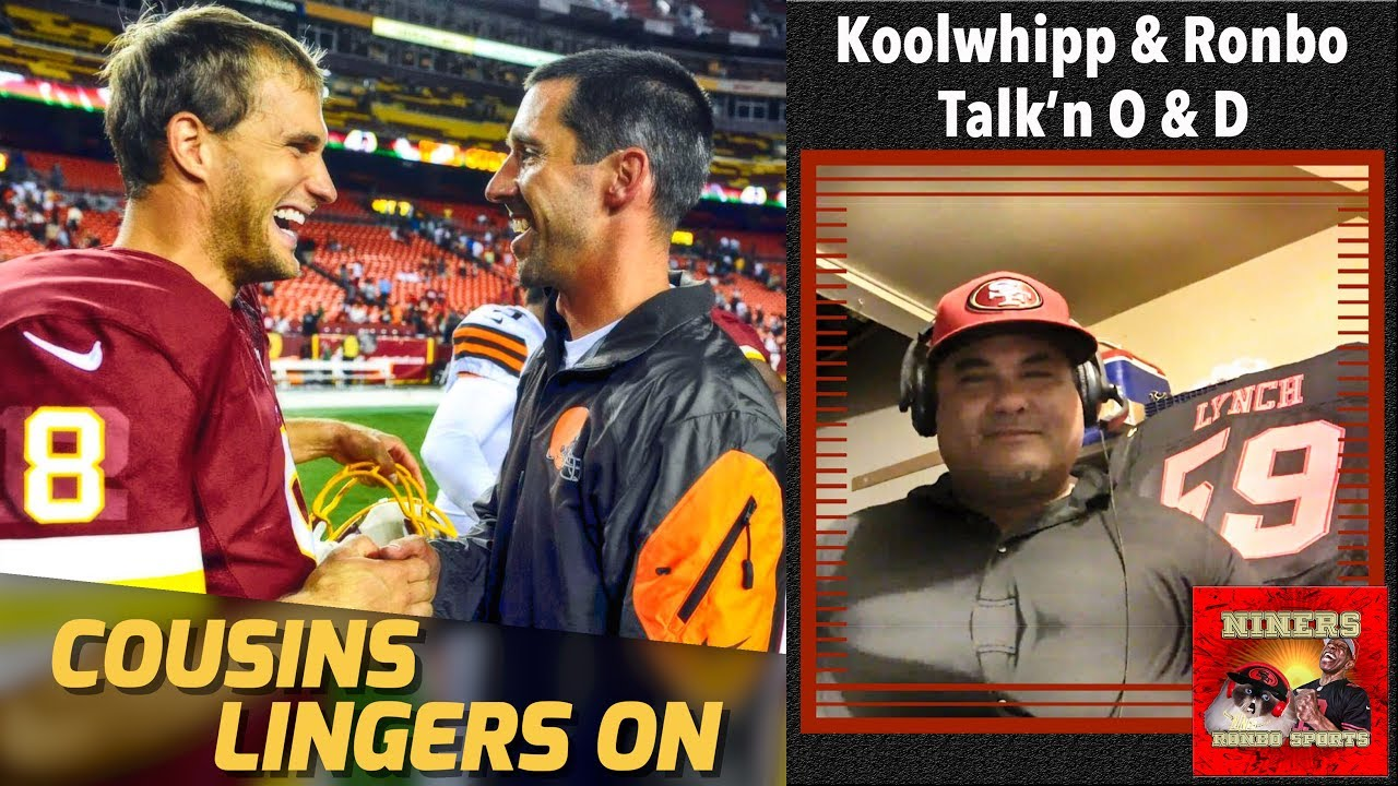 Kyle Shanahan on 49ers talent, Kirk Cousins, injury update