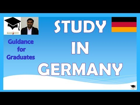Study in Germany, Study Masters in Germany, Top Universities in Germany, Masters without IELTS