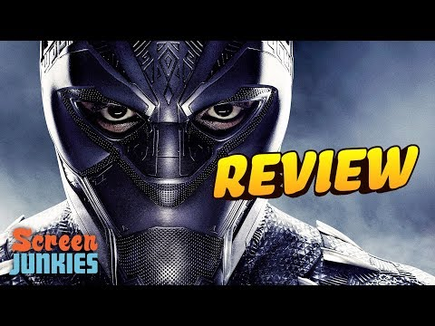 Black Panther - Review! (non-spoiler)