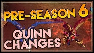 Quinn Pre-Season 6 ADC Changes Spotlight - League of Legends Quinn Pre Season 6