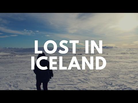 TRAVEL W AINUR : ICELAND