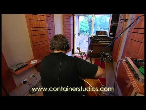 Shipping Container Recording Studio.mpg