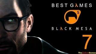 Best Games: Прохождение Black Mesa [Half-Life] (HD) - Часть 7 (Энергия)