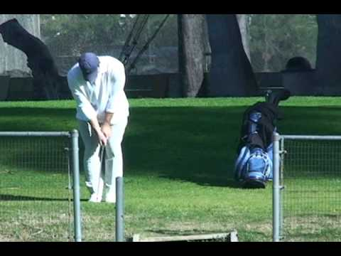 Tony Romo and Joe Simpson playing golf 0010 - 010809 - PapaBrazzi Report from YouTube · Duration:  1 minutes 1 seconds