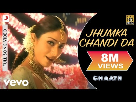 Jhumka Chandi Da - Ghaath | Manoj Bajpai | Tabu | Raveena Tandon