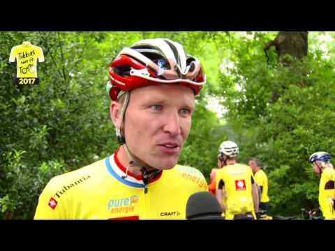 Pure Energie in een heroïsche wielertocht naar de Tour de France in Düsseldorf