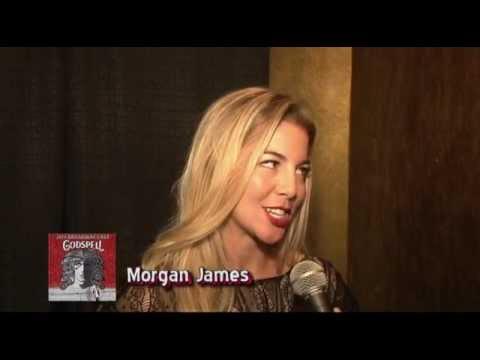 Morgan James - GODSPELL Opening