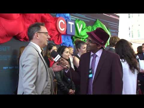 Person Of Interest Interview With Michael Emerson At CTV Upfront 2014