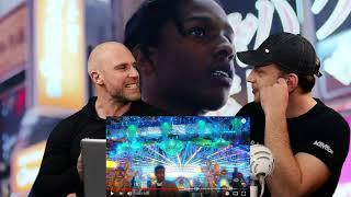 Скачать A AP Rocky L D LOVE X EX X DREAMS METALHEAD REACTION TO HIP HOP