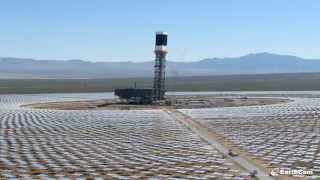 Ivanpah Solar Electric Generating System Time-Lapse