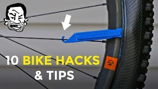 10 Bike Tips & Hacks for MTB, Road, and Beyond