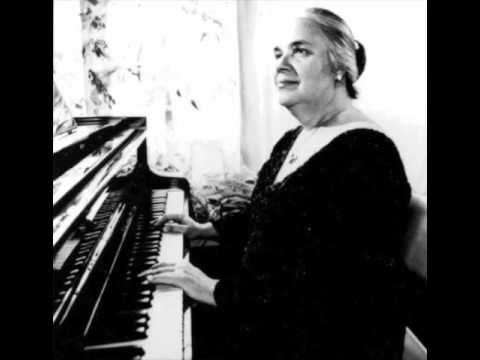 Tatiana Nikolayeva plays Beethoven Piano Sonatas op. 14, op. 22, op. 26 - live 1990