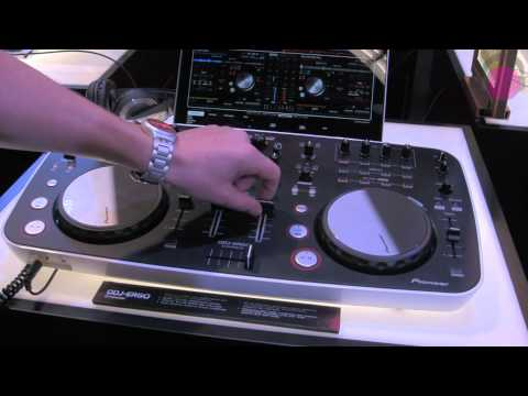 PIONEER DDJ-ERGO DJ Controller | Agiprodj.com - NAMM 2012