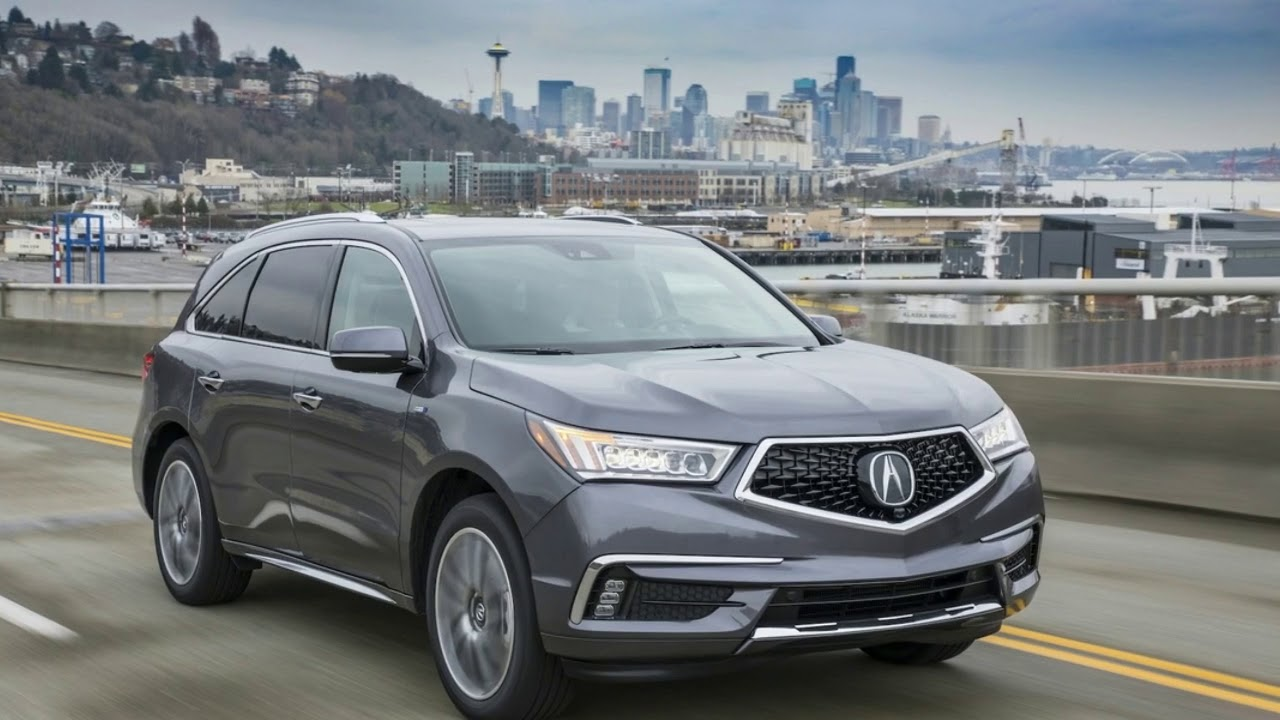 Acura Mdx Sport Hybrid Is A Good Thing Made More Test Drive And Review