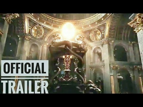 Download READY PLAYER ONE Official Trailer T-REX (2018) Steven Spielberg Sci-Fi Movie·FullHD