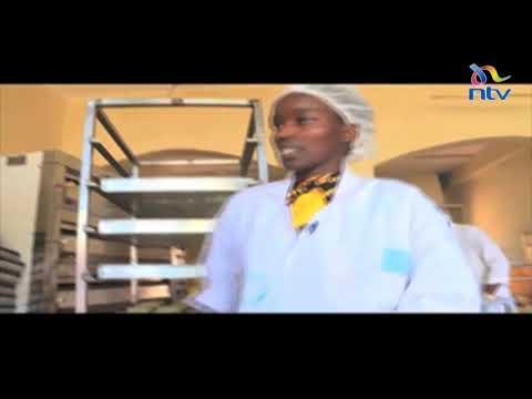 Meru county farmers using sweet potatoes flour to bake bread