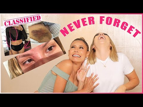 "Our Embarrassing ""Never Forget"" Moments thumbnail"