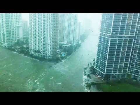 AFTERMATH!! Hurricane Irma Destruction in Florida. September 11th