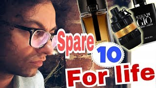my spare 10 designer fragrances for life and toss out the rest| tag!!