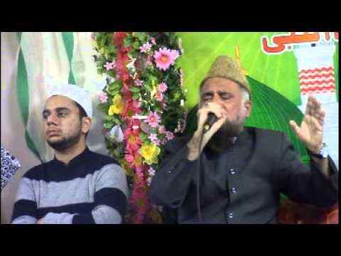 Idhar bhi ho nazar e karam ghous e azam - Alhaaj Fassihuddin Soharwardy Oakville Canada