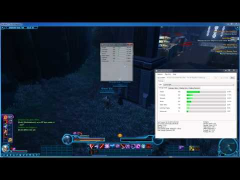 SWTOR: How to Download Install and Use the MOX Damage Parser (1.2)