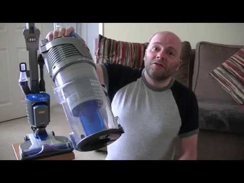 VAX Air Cordless Upright Vacuum Cleaner Cleans The Whole House