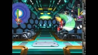 록맨X6 - 워프존 하이맥스