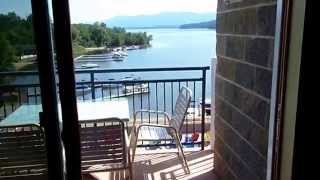 Deluxe Lakefront Suites | Surfside on the Lake | Lake George Hotels