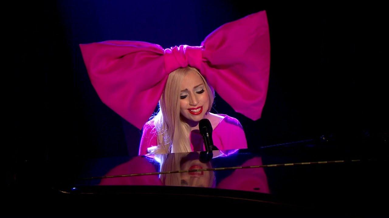 Lady Gaga - Marry The Night Live at Alan Carr: Chatty Man (November 20th 2011)
