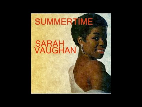 Sarah Vaughan - Summertime - #HIGH QUALITY SOUND 1949 mp3