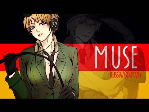 APH Russia/Fem!Germany ♛ Muse