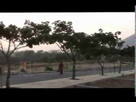 Land Scape - Chinmaya Vibhooti , Kolvan - Pune ; Maharashtra - India 2012