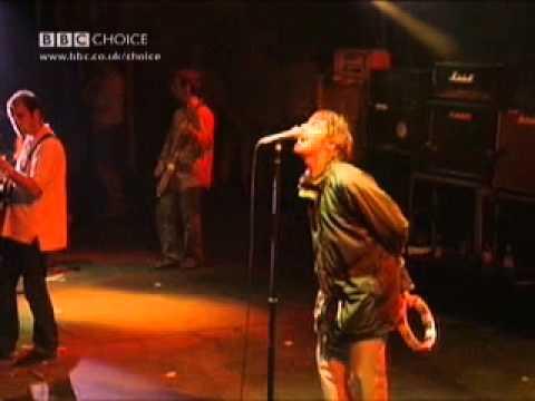 Oasis - Cigarettes & Alcohol - Glastonbury 1995 - YouTube Oasis Band 1995