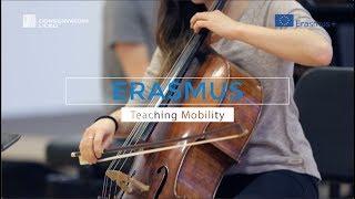 Erasmus Teaching Mobility - Liceu Conservatory