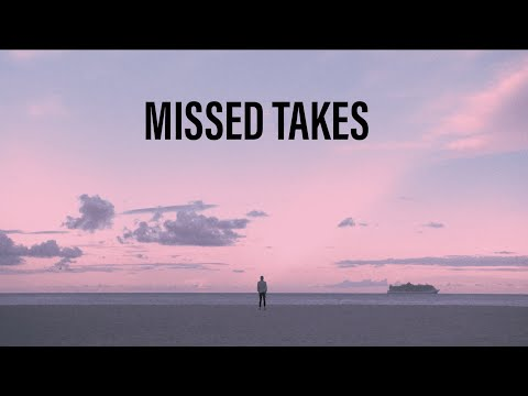 hoosh - Missed Takes (Lyric Visualizer)