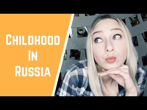 Growing Up in RUSSIA