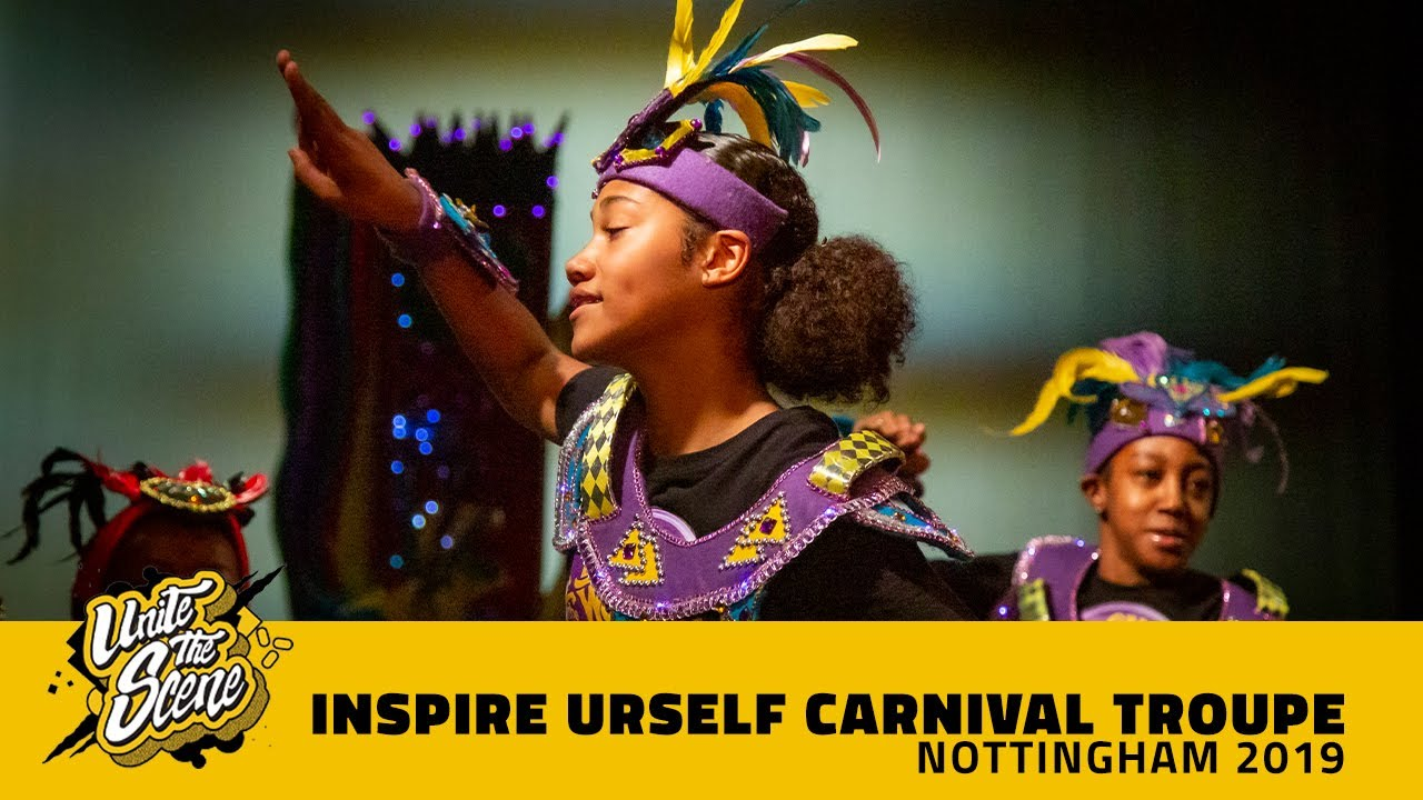 Inspire Urself Carnival Troupe | Unite The Scene Nottingham (2019)