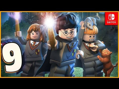 Lego Harry Potter Collection HD Part 9 Tom Riddle's Diary (Nintendo Switch)