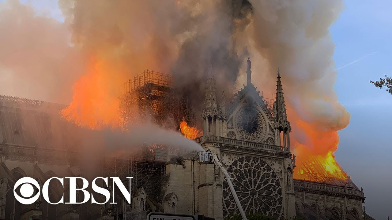 Notre-Dame Found Structurally Sound After Fire, as Investigation Begins