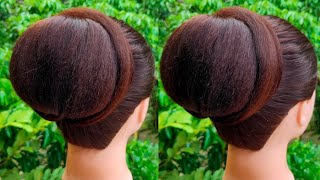 Most Easy Bun Hairstyle For Everyday Girls || Juda Hairstyle || Quick Bun Hairstyle ||