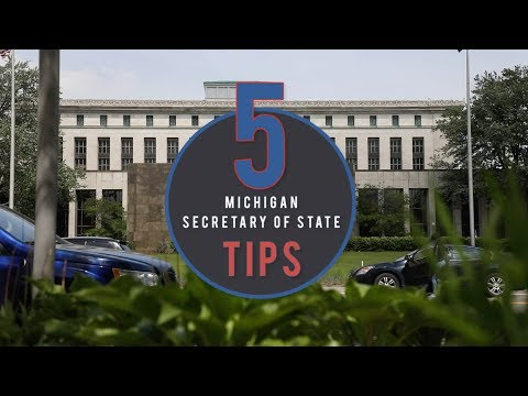 5 tips to SAVE TIME on Secretary of State...