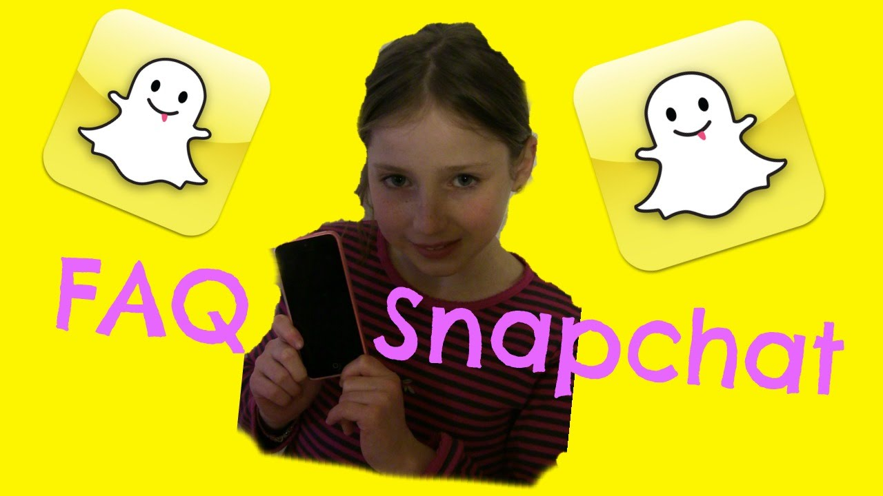 Bien connu snapchat 1 - YouTube WT78