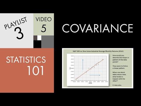Statistics 101: Understanding Covariance