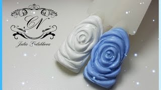 ♥Дизайн ногтей♥Объемные розы♥(Магазин Krasotkapro.ru: ..., 2016-09-08T06:36:56.000Z)