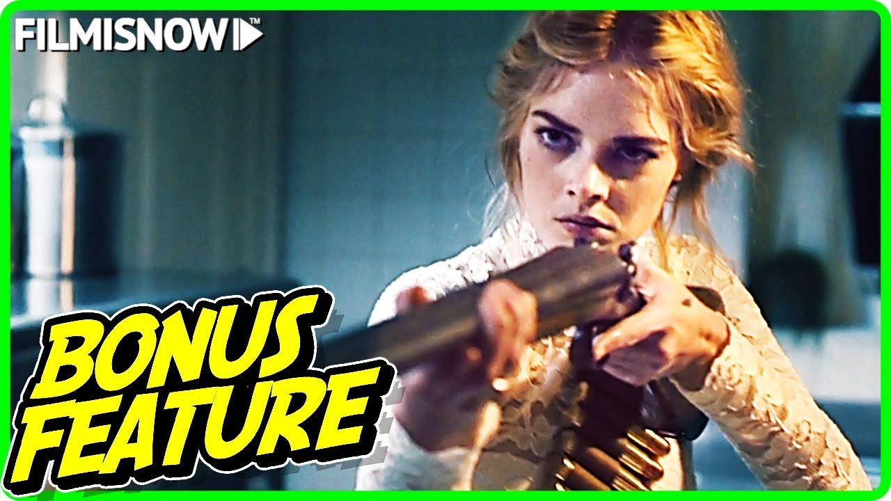 READY OR NOT Storytime With Samara Featurette