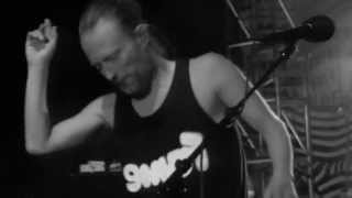Atoms For Peace - Rabbit In Your Headlights ( front row ) - Live @ Club Amok 6-14-13 in HD